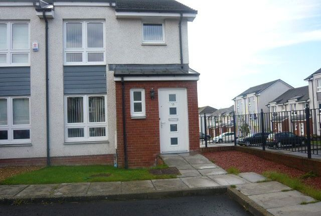 Thumbnail End terrace house to rent in Norway Gardens, Dunfermline
