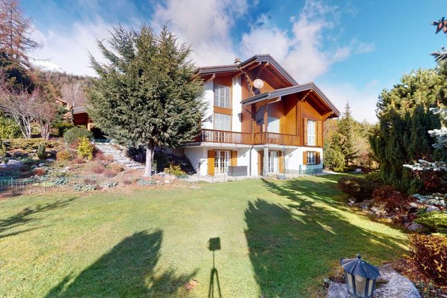 Thumbnail Villa for sale in 1974 Arbaz, Switzerland