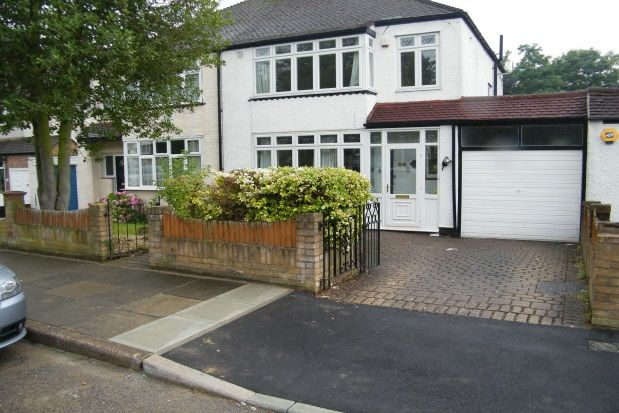 Thumbnail Semi-detached house to rent in Vinson Close, Orpington