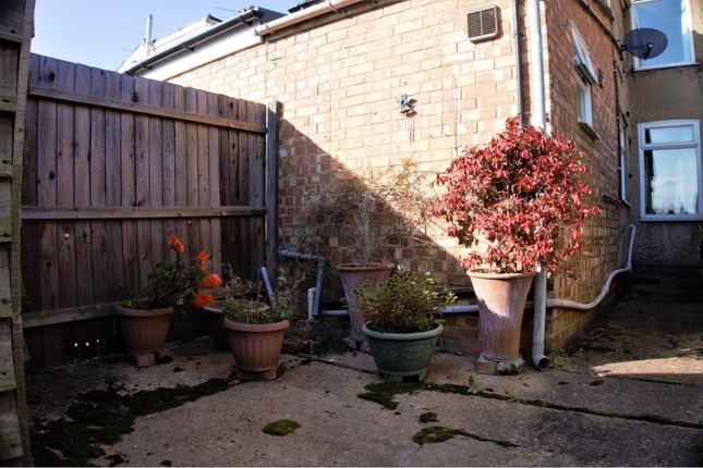 Courtyard of Oliver St. John Place, Thorpe Road, Peterborough PE3