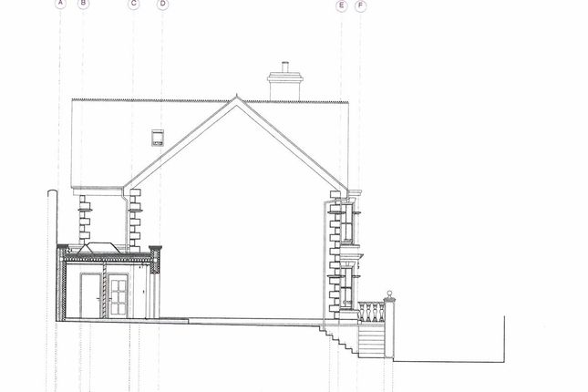 South Elevation of Polkirt Hill, Mevagissey, St. Austell PL26