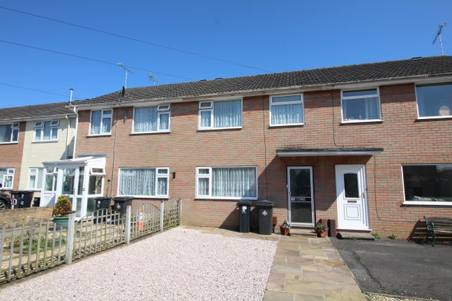 Thumbnail Terraced house for sale in Heights Road, Upton, Poole