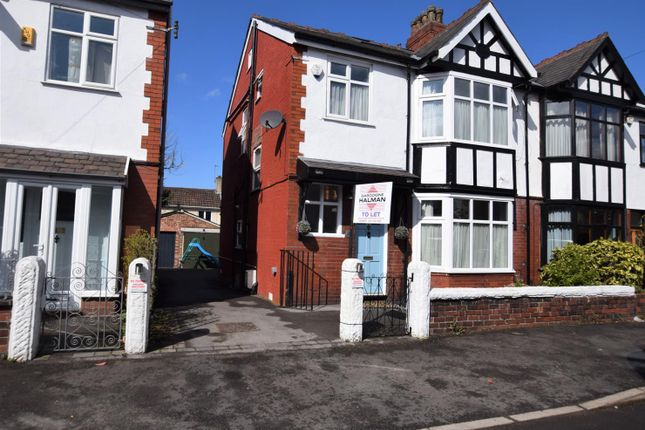 5 bed semi-detached house to rent in Elmsmere Road, Didsbury, Manchester M20