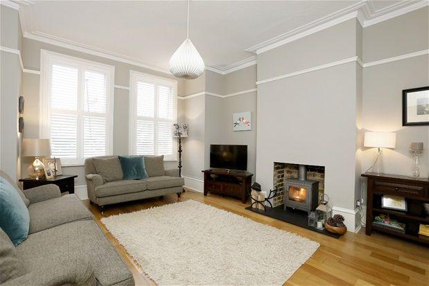 Thumbnail Semi-detached house for sale in Park Court, Park Hall Road, London