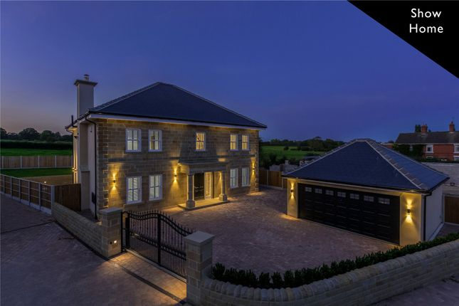 5 bed detached house for sale in Wellgarth Grange, Westfield Grove, Ackworth, Pontefract WF7