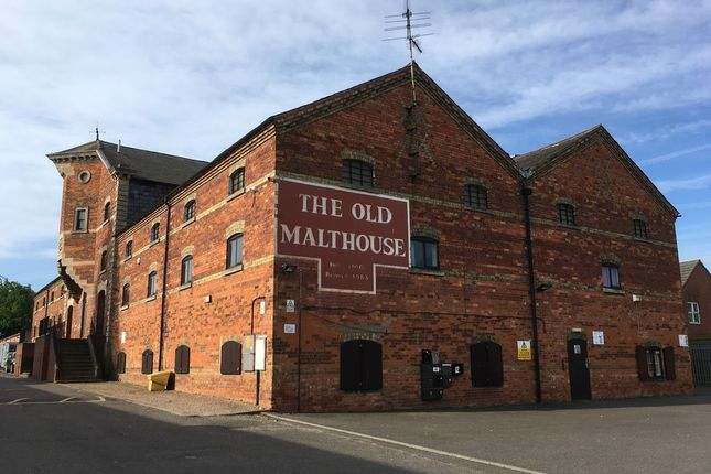 Light industrial to let in Unit 1E, The Old Malthouse, Springfield Road, Grantham