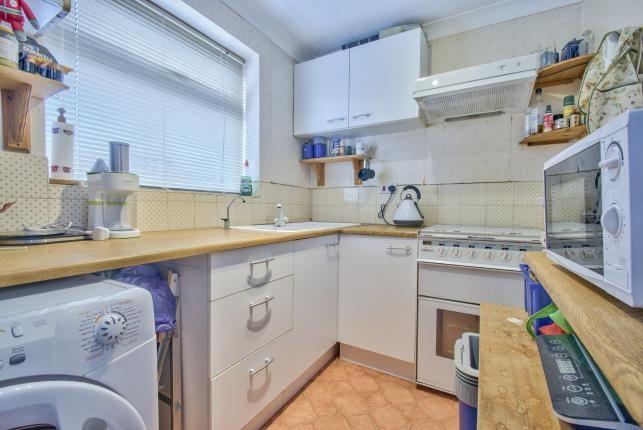 Kitchen of Windsor Gardens, Somersham, Cambridgeshire PE28