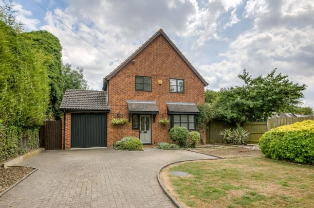 Thumbnail Detached house for sale in High Street, Souldrop, Bedford, Bedfordshire