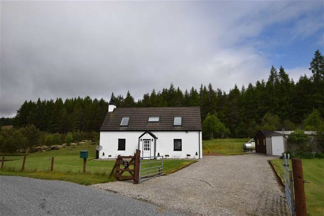 Thumbnail Cottage for sale in Dalchreichart, Glenmoriston, Inverness