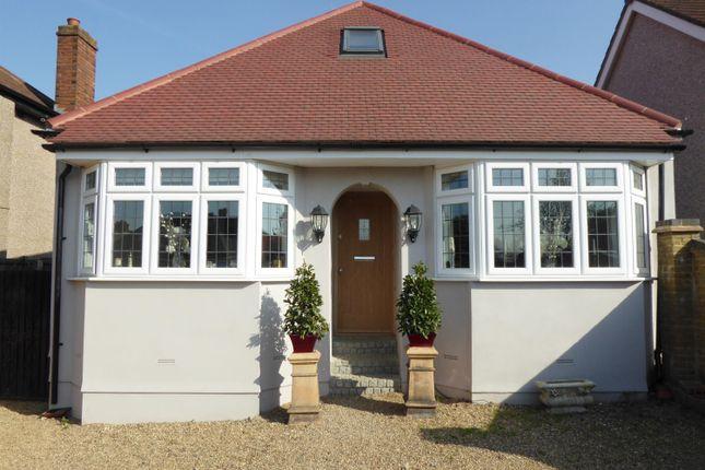 Thumbnail Detached bungalow for sale in St Audrey Avenue, Bexleyheath, Kent