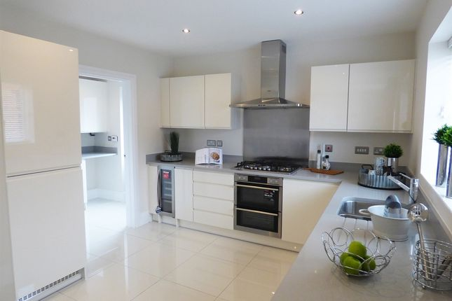 """Thumbnail Detached house for sale in """"The Warwick"""" at Hilltop, Oakwood, Derby"""
