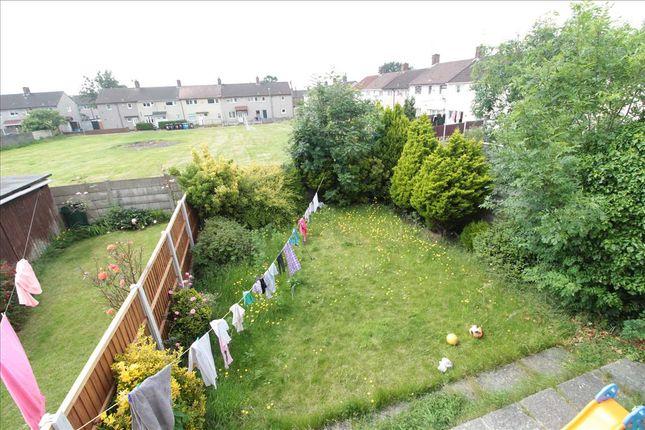 Rear Garden of Garth Road, Kirkby, Liverpool L32