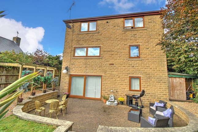 4 bed detached house for sale in High Lane, Ridgeway, Sheffield S12