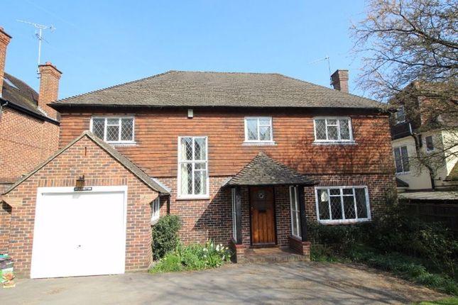 Thumbnail Detached house to rent in Brittains Lane, Sevenoaks