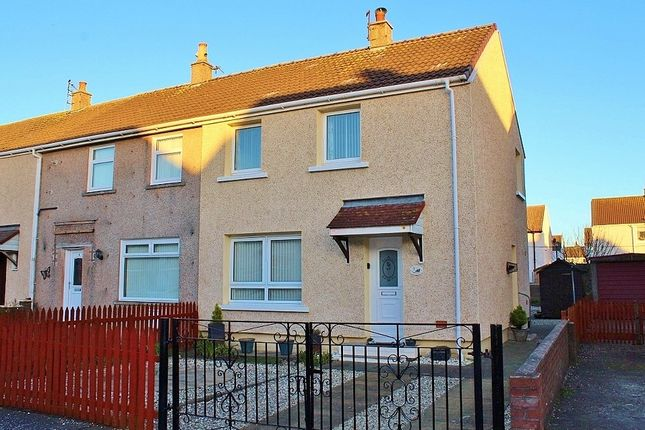 Thumbnail End terrace house for sale in Eastwood Avenue, Stranraer