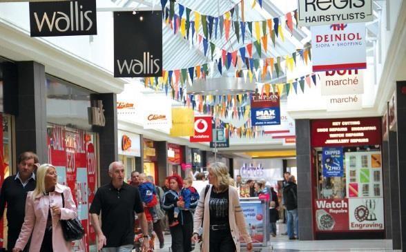 Thumbnail Retail premises to let in The Deiniol Shopping Centre, Bangor