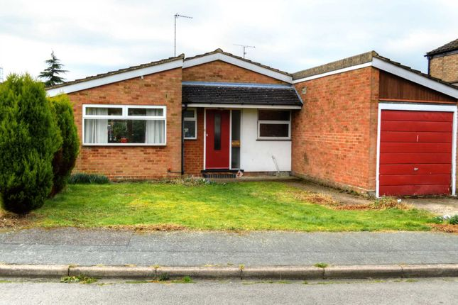 Thumbnail Detached bungalow for sale in Parton Close, Wendover, Aylesbury
