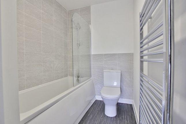 Bathroom of Barleyfield, Pensby, Wirral CH61