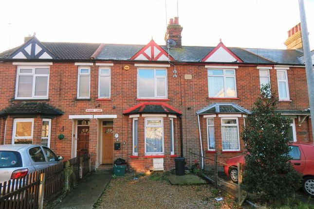 Thumbnail Terraced house to rent in Manor Lane, Dovercourt