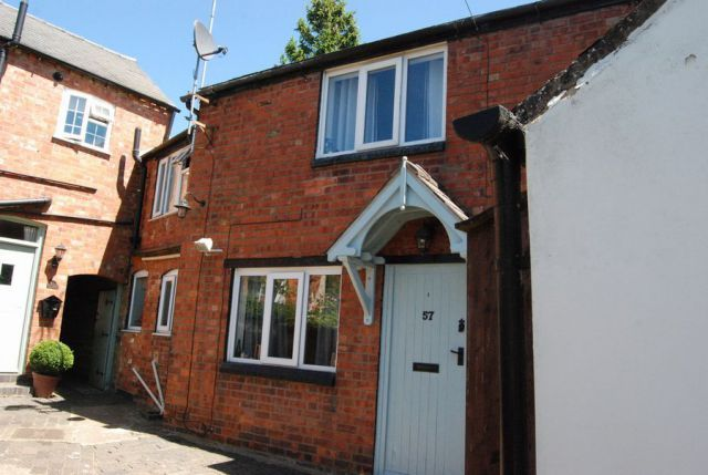 1 bed cottage to rent in High Street, Long Buckby, Northampton NN6