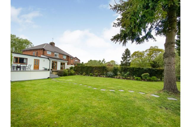 4 bed semi-detached house for sale in Blakeley Avenue, Wolverhampton WV6