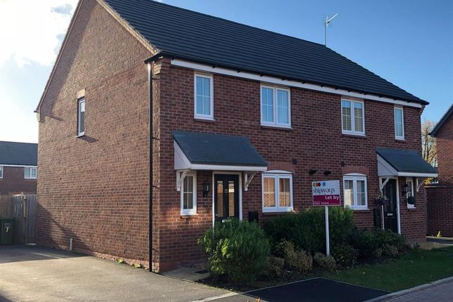 Thumbnail Property to rent in Jotham Close, Kidderminster