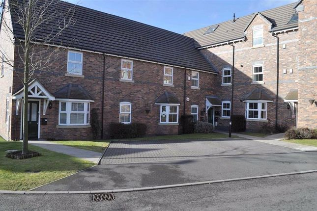 Thumbnail Flat for sale in The Crossings, Uttoxeter Road, Stone