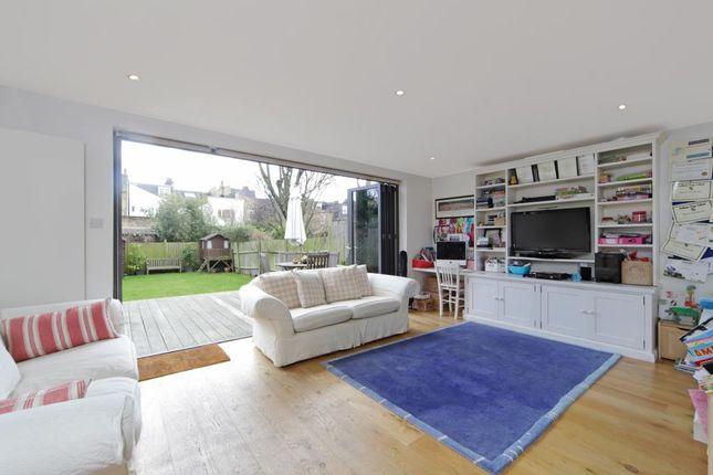 Thumbnail Terraced house for sale in Langthorne Street, Alphabet Streets, Fulham, London