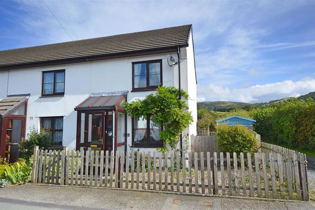 Thumbnail Terraced house for sale in 9, Clatter Terrace, Clatter, Caersws, Powys