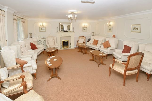 Residents Lounge of Pinewood Court, Station Road, West Moors, Ferndown BH22