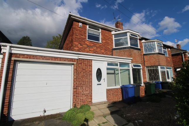 3 bed semi-detached house for sale in Grenville Road, Balby, Doncaster DN4