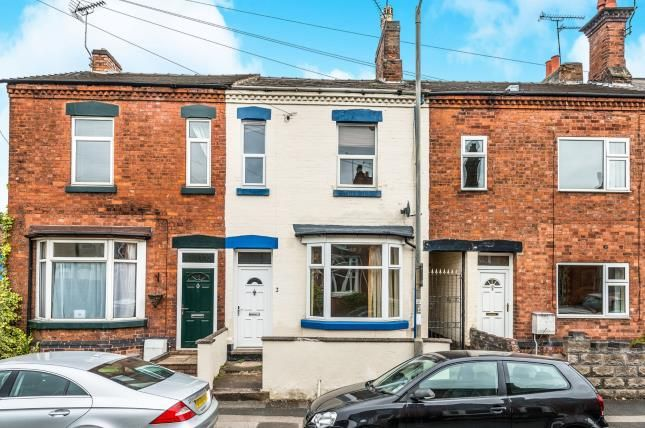 3 bed terraced house for sale in Talbot Road, Stafford, Staffordshire