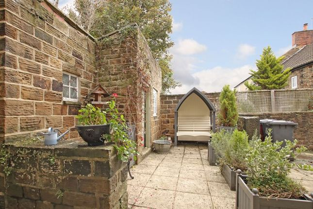 Courtyard Garden of Main Road, Ridgeway, Sheffield S12