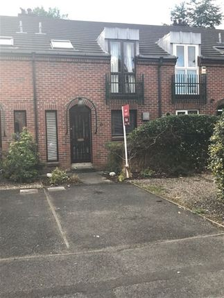 Thumbnail Town house to rent in Balmoral Mews, Belfast
