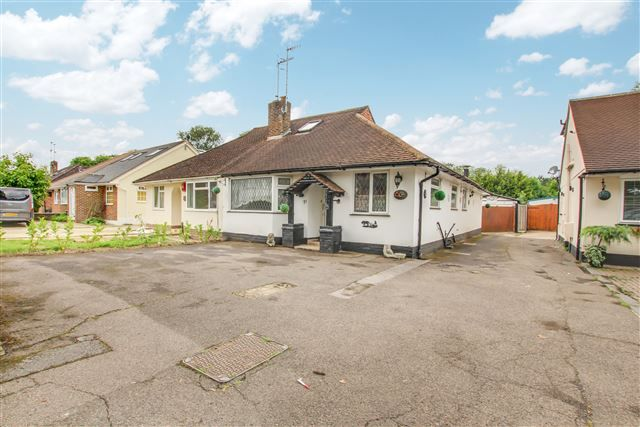 Thumbnail Semi-detached house for sale in St. Marys Drive, Crawley