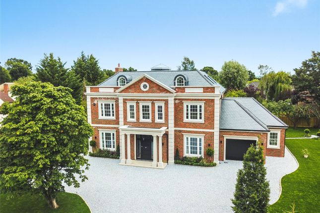 Thumbnail Detached house for sale in The Chase, Oxshott, Leatherhead, Surrey