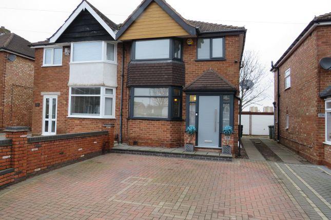 Thumbnail Semi-detached house for sale in Cooks Lane, Kingshurst, Birmingham