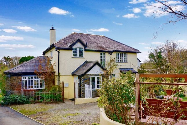 Thumbnail Property for sale in Lamerton, Tavistock