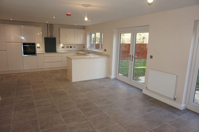 Thumbnail Detached house for sale in The Paddocks, Uffington Road, Stamford