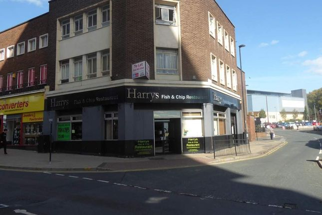 Thumbnail Restaurant/cafe to let in 69-71 Kirkgate, Wakefield