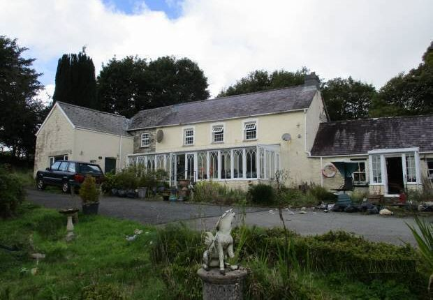 Thumbnail Property for sale in Brynberian, Crymych
