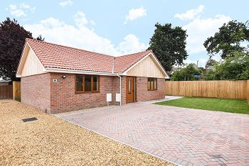 Thumbnail Detached bungalow for sale in Deverill Road, Warminster