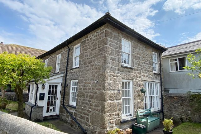 Thumbnail Terraced house for sale in Rectory Road, St. Buryan, Penzance