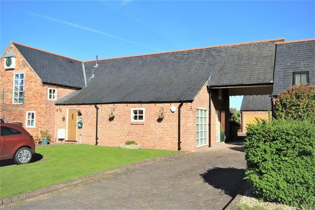 Thumbnail Barn conversion for sale in Overton Road, Bangor-On-Dee, Wrexham