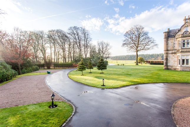 Grounds of Mansion House, Moor Park, Harrogate, North Yorkshire HG3