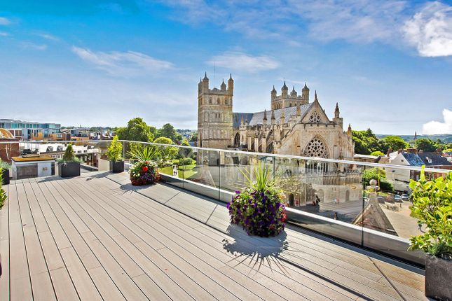 Flat for sale in 23 Cathedral Yard, Exeter, Devon