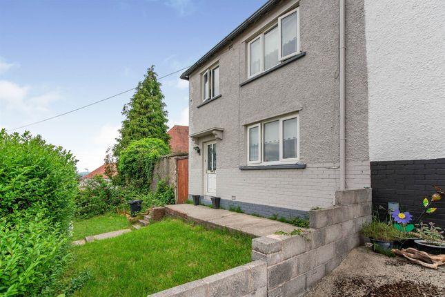 Thumbnail Semi-detached house for sale in Caederwen Road, Cimla, Neath