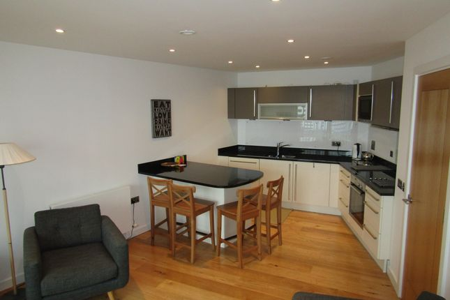 Thumbnail Flat to rent in Candle House, 1 Wharf Approach, Leeds