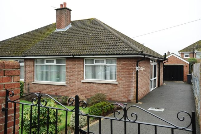 Thumbnail Bungalow for sale in Wanstead Avenue, Dundonald, Belfast