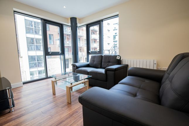 Thumbnail Flat to rent in Harrow Street, Sheffield